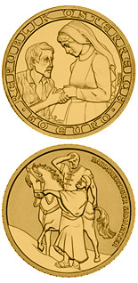 50 euro coin Christian Charity | Austria 2003