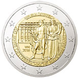 2 euro coin 200 Years of the Österreichische Nationalbank | Austria 2016