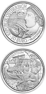 20 euro Brigantium - 2012 - Series: Rome on the Danube - Austria