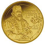 50 euro coin 400. anniversary of the death Justus Lipsius | Belgium 2006
