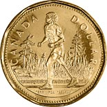 1 dollar coin Terry Fox | Canada 2005