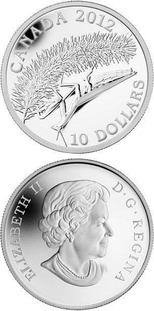 Image of 10 dollars coin - Wildlife Photography of the Year | Canada 2012