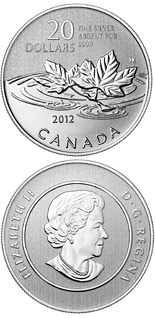 20 dollar coin Farewell To The Penny | Canada 2012