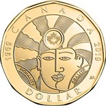 1 dollar coin 50th anniversary of the decriminalization of homosexuality in Canada | Canada 2019