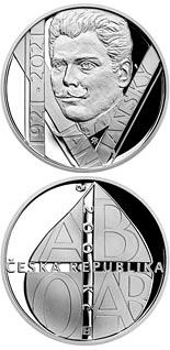 200 koruna coin 100th Anniversary of the Death of Jan Janský | Czech Republic 2021