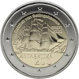 2 euro coin 200th Anniversary of the First Antarctic Expedition | Estonia 2020