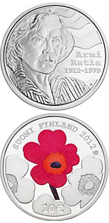 10 euro coin 100th Anniversary of the Birth of Armi Ratia | Finland 2012