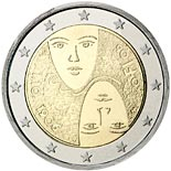 2 euro coin 1st Centenary of the Introduction of Universal and Equal Suffrage | Finland 2006