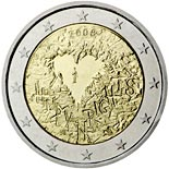 2 euro coin 60th Anniversary of the Universal Declaration of Human Rights | Finland 2008