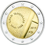 2 euro coin Ilmari Tapiovaara and the Art of Interior Design | Finland 2014