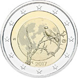 2 euro coin Finnish nature | Finland 2017