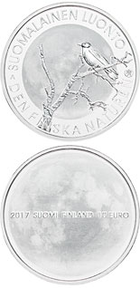 10 euro coin Finnish nature | Finland 2017