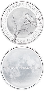 20 euro coin Finnish nature | Finland 2017