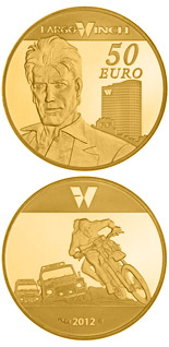 50 euro coin Largo Winch | France 2012