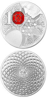 10 euro coin Baccarat - French Excellency | France 2014