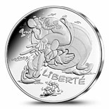 10 euro coin Liberty Laugh | France 2015