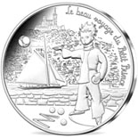 10 euro | France | The Little Prince's beautiful journey | 2016