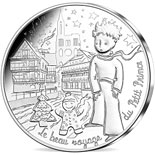 10 euro coin The Little Prince's beautiful journey | France 2016