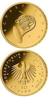 50 euro coin Horn | Germany 2020