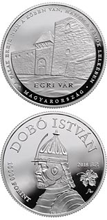 10000 forint coin The castle of Eger | Hungary 2018