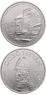 2000 forint coin The castle of Eger | Hungary 2018