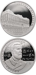 10000 forint coin The 100th anniversary of the death of
