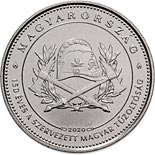50 forint coin 150 years of organised fire departments in Hungary | Hungary 2020
