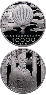 10000 forint coin Double Anniversary of Pál Szinyei Merse | Hungary 2020