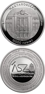 10000 forint coin State Audit Office of Hungary | Hungary 2020