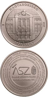 2000 forint coin State Audit Office of Hungary | Hungary 2020