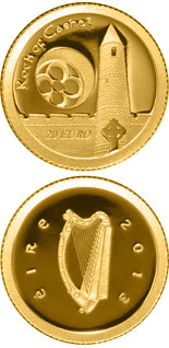 20 euro coin Rock of Cashel | Ireland 2013