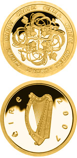 20 euro coin Ireland's Influence on European Celtic culture | Ireland 2007