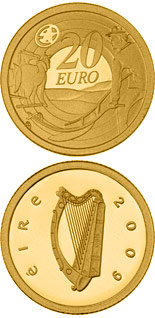20 euro coin 80th Anniversary of Ploughman´s Banknotes Launch | Ireland 2009