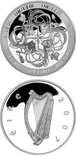 10 euro coin Ireland's Influence on European Celtic culture | Ireland 2007
