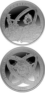5 euro Old Stenders - 2014 - Series: Silver 5 euro coins - Latvia