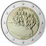 2 euro coin 1921 Self Government | Malta 2013