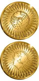 10 euro 300 years of the Treaty of Utrecht - 2013 - Series: Gold 10 euro coins - Netherlands