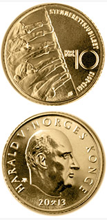 10 krone coin 100th Anniversary of Introduce of Universal Suffrage in Norway | Norway 2013