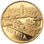 2 zloty Gdynia - 2011 - Series: Cities of Poland - Poland