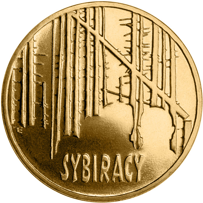 Image of a coin 2 zloty | Poland | Siberian Exiles  | 2008