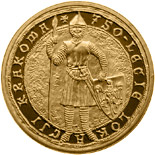 2 zloty coin 750th Anniversary of the granting municipal rights to Kraków  | Poland 2007