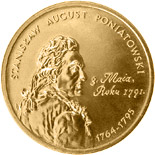 2 zloty Polish Kings and Princes: Stanisław August Poniatowski (1764-1795) - 2005 - Series: Commemorative 2 zloty coins - Poland