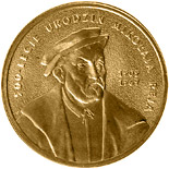 2 zloty 500th Anniversary of the Birth of Mikołaj Rej - 2005 - Series: Commemorative 2 zloty coins - Poland