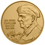 2 zloty General Stanisław Maczek (1892-1994)  - 2003 - Series: Commemorative 2 zloty coins - Poland