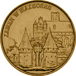 2 zloty coin Castle in Malbork  | Poland 2002