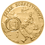 2 zloty Amber Route  - 2001 - Series: Commemorative 2 zloty coins - Poland