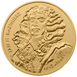 2 zloty Jan II Kazimierz (1648 - 1668)  - 2000 - Series: Commemorative 2 zloty coins - Poland