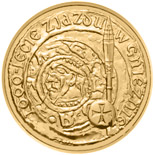 2 zloty coin The 1000th anniversary of the convention in Gniezno  | Poland 2000