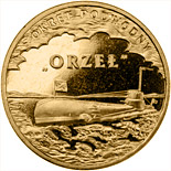 2 zloty ORP Orzeł - 2012 - Series: Commemorative 2 zloty coins - Poland