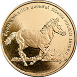 2 zloty Polish konik horse  - 2014 - Series: Commemorative 2 zloty coins - Poland